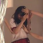 【動画像】女子高生に痴漢AVを体験させる番組がエロすぎると話題にwwwwwwww