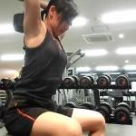 【画像】筋肉ムキムキの女のエロさ誰にも敵わない説wwwwwwwww