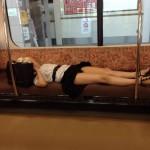 【画像】初夏の東京って女がこんなエロい格好してるってマジ?wwww