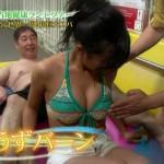 【画像】小島瑠璃子(こじるり)の乳が処女なのに揉まれ過ぎて爆乳化wwwwwwwwwwwwww