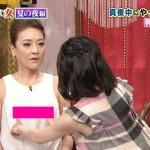 【画像】AKB渡辺麻友(まゆゆ)に一発で乳首を当てられた西川史子先生が思わず「アモーレ」と叫びだすwwwwwwwwww