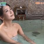 【画像】あの新宿で伝説のキャバ嬢となった神室舞衣さんが温泉ロケで乳輪をハミ出しそうになるwwwwwwwwwww