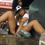 【画像】野球ベイスターズ命の女の子、簡単にセックスできると判明wwwwwwwwwwwwwww