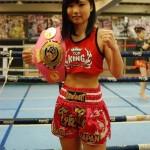 【画像】この可愛すぎる女子格闘家(16)と試合してボッコボコにされたい奴wwwwwwwwww