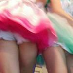 AKB48感謝祭が完全に盗撮祭り状態!半ケツ・パンチラ何でも有りやんけwwwwwwwwwwww