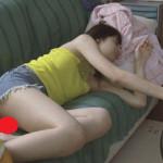 【放送事故】テレビに映ったモロパン、パンチラ等のエロハプニング画像wwwwwwwwww