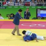 【放送事故】リオ五輪・柔道ロシア美女選手のクジュティナが試合中にお漏らしwwwwwww