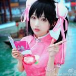この中国人コスプレイヤーがあまりにも凄くてCGにしか見えないと話題にwwwwwwwwwwww(画像あり)