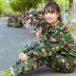 【中国】人民解放軍の女の子がありえないぐらい可愛いwwwwwwwwwwwwwwwwwwwww