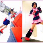 【画像】広瀬すずちゃんと姉の広瀬アリスちゃんのコスプレwwwwwwwwwww
