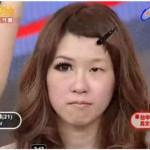 【半顔メイク】劇的ビフォーアフター女の化粧の凄まじさwwwwwwwwwwwww(画像あり)