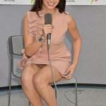 【即ハボ】沢尻エリカがパンモロ、ドスケベ衣装でNHKの記者発表に登場するwwwwwwwwwww(画像あり)