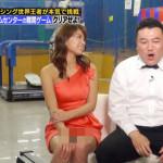 【画像】久松郁実さんが全力で黒パンティーを見せてくれてると話題にwwwww