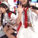 【衝撃】マジでびびった!モー娘、15歳メンバーがテレビで擬似手コキフェラwwwwwwwwww