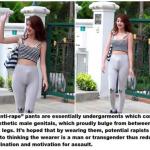 【画像】タイのレイプ予防パンツくっそワロタwwwwwwwwwwwwwww