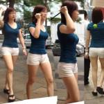 【画像】ホットパンツとかいうスカートよりエロい服wwwwwwwwwwwwww