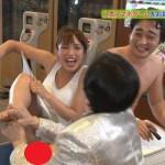 【放送事故】ブラマヨの番組で岡田サリオが豪快にマンチラしててワロタwwwwwwwww