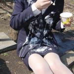 【画像】就活女子大生のリクルートスーツ姿がエロ過ぎるwwwwwwwwwwwwwwwww