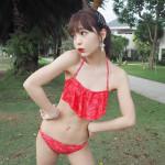 【画像】藤田ニコル「私で勃起する?ちゃんと女の子の体してるんだよぉ?」ww