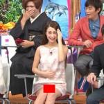 【AKB】元AKB48の山内鈴蘭さん、テレビでアソコの毛が映る放送事故wwwwwwwww(画像あり)
