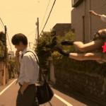 【画像】永野芽郁さん(17)、制服でドロップキックで豪快パンチラwwwwwwwww