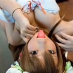 【画像】この美少女コスプレイヤーの巨乳パイズリ勃起せず耐えれるやつおるの?wwwwwwwwwwww