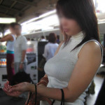 【画像】ニット着てる巨乳女さんスケベすぎるwwwwwwwwwwwwwwwwwwww