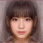 【画像】今時の美少女を全員合成した顔がこちらwwwwwwwwwwwwwwwwwwwwwww