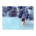 【画像】菊地亜美さん、うっかり乳輪が出た温泉写真をアップしてしまうwwwwwwwwwwwwwwww