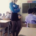 【画像】ロシアの女教師さんがエロ過ぎておかしくなりそうwwwwwwwwwwwwww