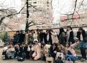 【画像】AV女優の大花見大会がガチで一発ぐらいヤラせてくれそうな件wwwwwwwww