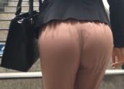 【素人】街中でパンツがスッケ透けの女の子達wwwwwwwwwwwwwwwwwww(画像あり)