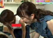【画像】岡副麻希アナ、またも絶壁おっぱいをガン見せヒルナンデスのスタジオを凍りつかせるwwwwwwww