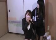【画像】ガチレズに迫られて怯えてるノンケ女の画像wwwwwwwww
